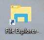 File Explorer pikakuvake.