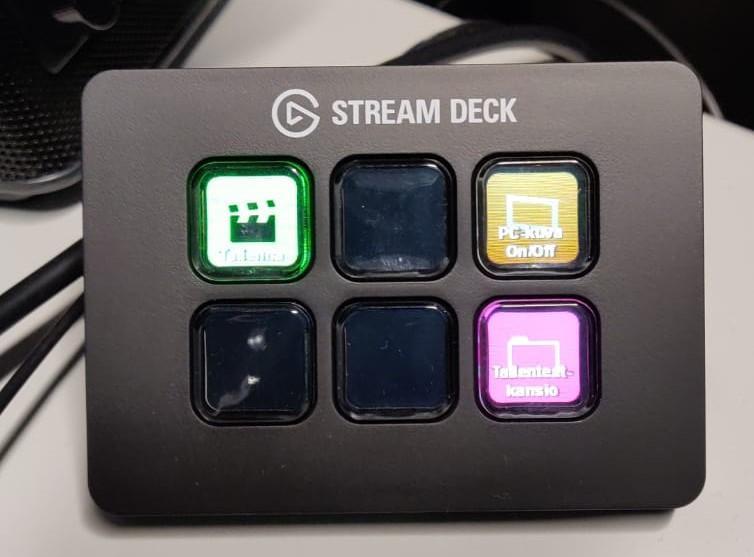 Stream Deck.