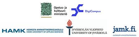 DigiCampus-hankkeen logot