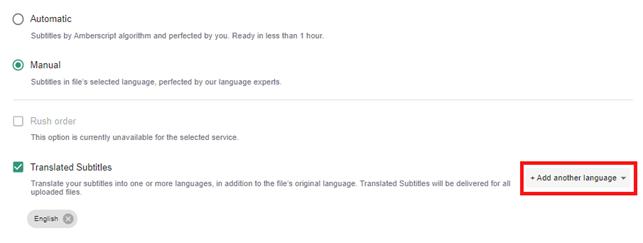 Käännettävien tiedostojen valintapainikkeet. Toiminta kuvattu tekstissä.